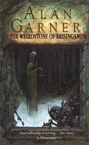 Front cover of the weirdstone of brisingamen